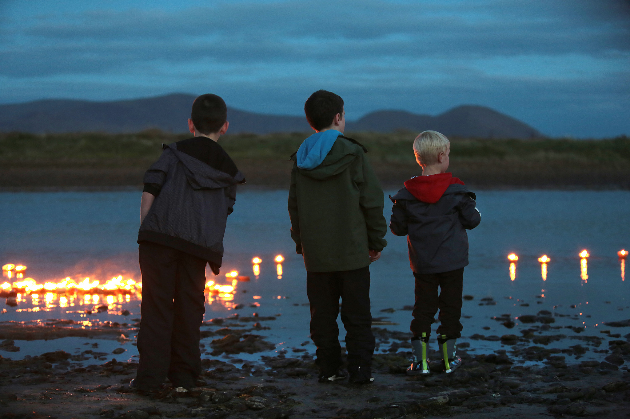 Discover Kerry | Killarney | Children on a beach