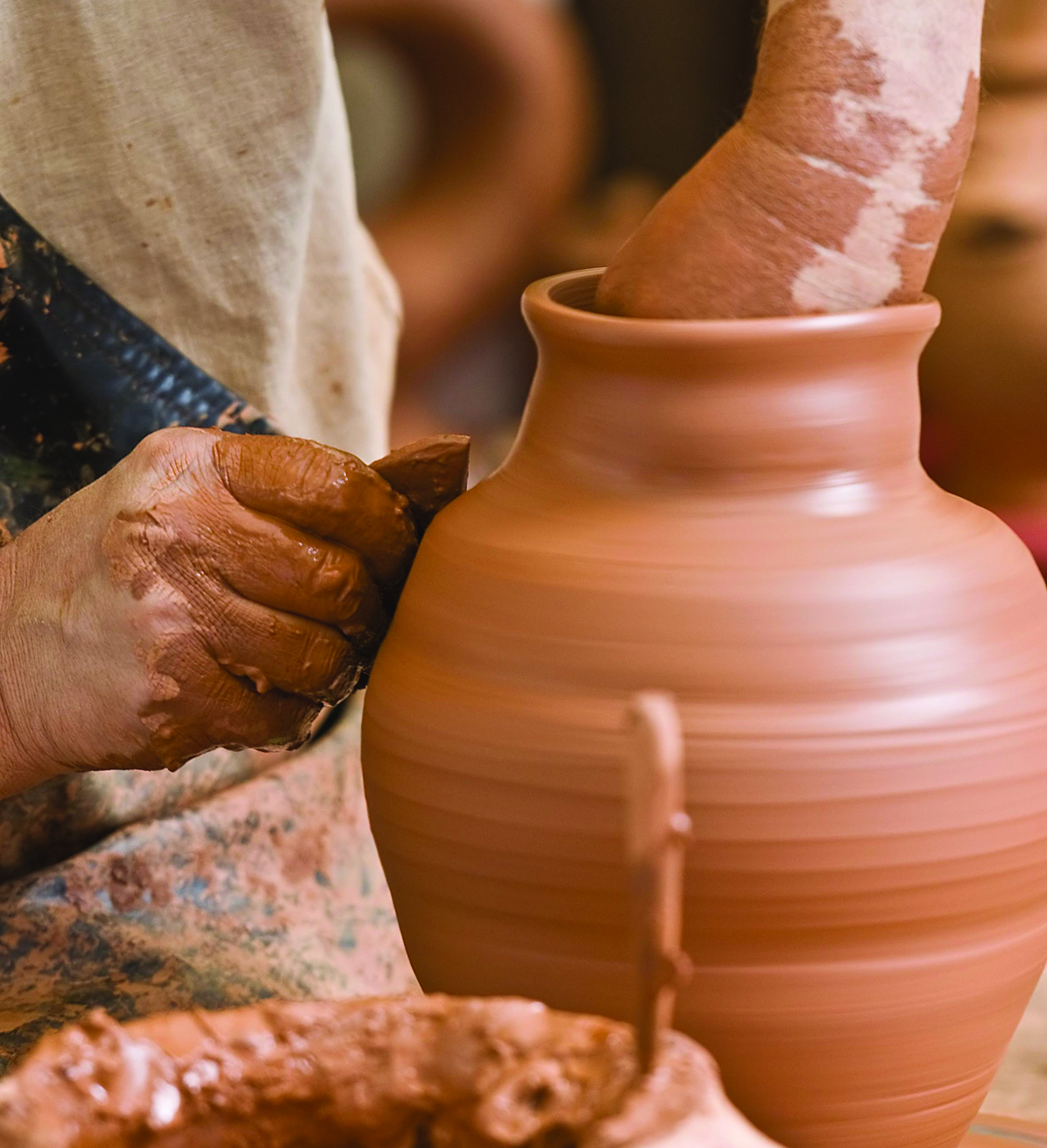 Discover Kerry | Killarney | Try your hand at being a potter